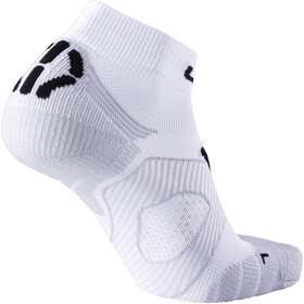 UYN Run Super Fast Calcetines Hombre, white/black